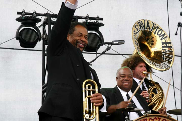phjazzband3 Festival Review: CoS at Forecastle 2012