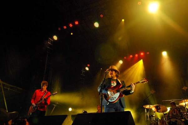 wilco Festival Review: CoS at Forecastle 2012