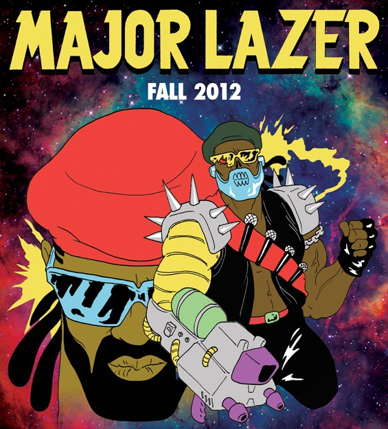 Major Lazer announces new album: Free the Universe