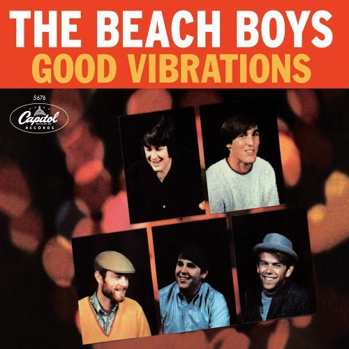 beach boys good vibrations Top 100 Songs Ever: 50 1