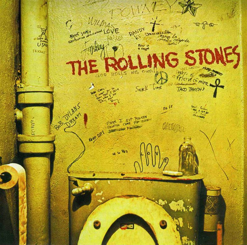 beggars banquet Top 100 Songs Ever: 50 1