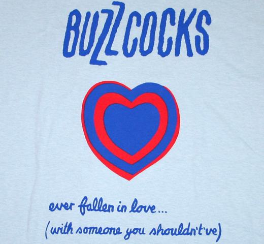 buzzcocks fall Top 100 Songs Ever: 100 51