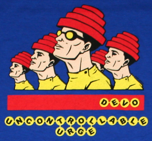 devo uncontrollable urge Top 100 Songs Ever: 100 51