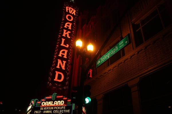 foxsign In Photos: Silversun Pickups at Oaklands Fox Theater (9/12)