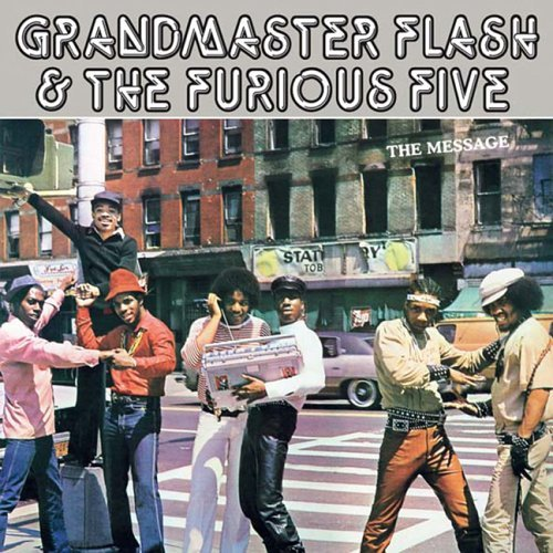 grandmaster the message Top 100 Songs Ever: 100 51