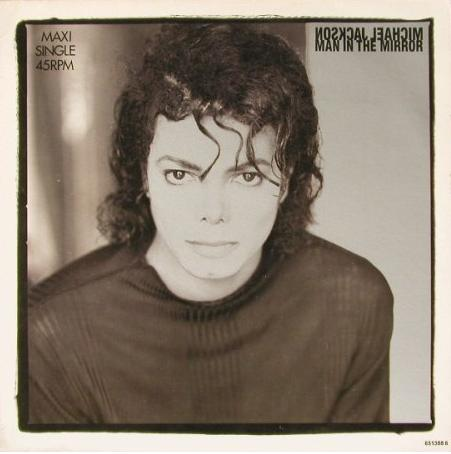 man in the mirror Top 100 Songs Ever: 50 1