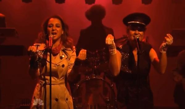 maya rudolph the roots x prince live fallon Video: Maya Rudolph and The Roots cover Princes Darling Nikki on Fallon