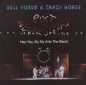 neil young hey hey my my into the black Top 100 Songs Ever: 50 1