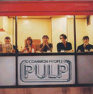 pulp common people Top 100 Songs Ever: 50 1