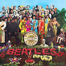 sgt pepper Top 100 Songs Ever: 50 1