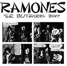 the ramones blitzkrieg bop Top 100 Songs Ever: 100 51