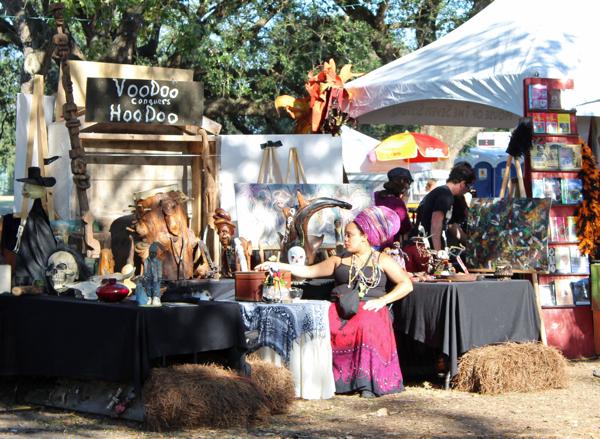 voodoo woman Festival Review: Voodoo Experience 2012