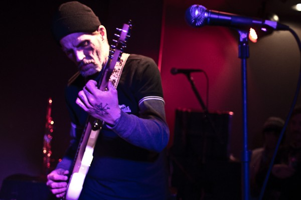 earth larson  2 e1353193134824 Live Review: Earth at Chicagos Township (11/16)