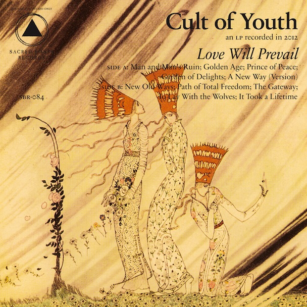 cult of youth love will prevail Top 50 Songs of 2012