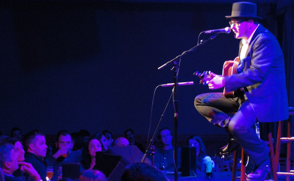 mike doughty winery ritt 600 1 Live Review: Mike Doughty at Chicago's City Winery (12/10)