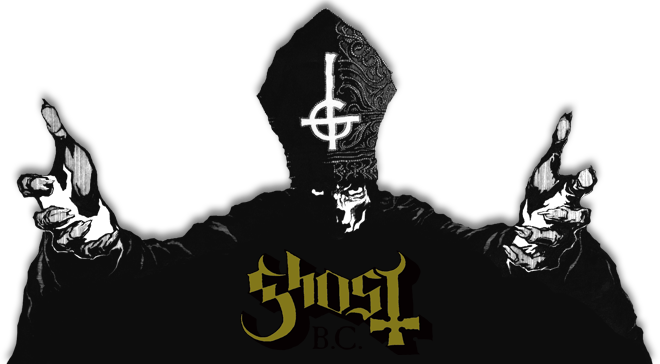 ghost logo Ghost announces Haze Over North America 2013 Tour