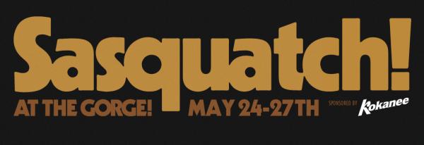 Sasquatch 2013