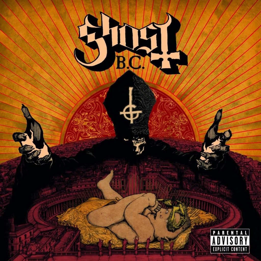 ghostinfestcover 1024x1024 Stream: Ghost B.C.s new album, Infestissumam