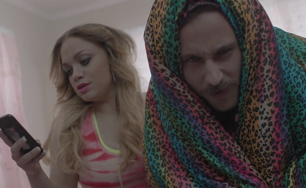 "portugal600 Watch Portugal. The Mans scandalous video for ""Purple Yellow Red and Blue"""