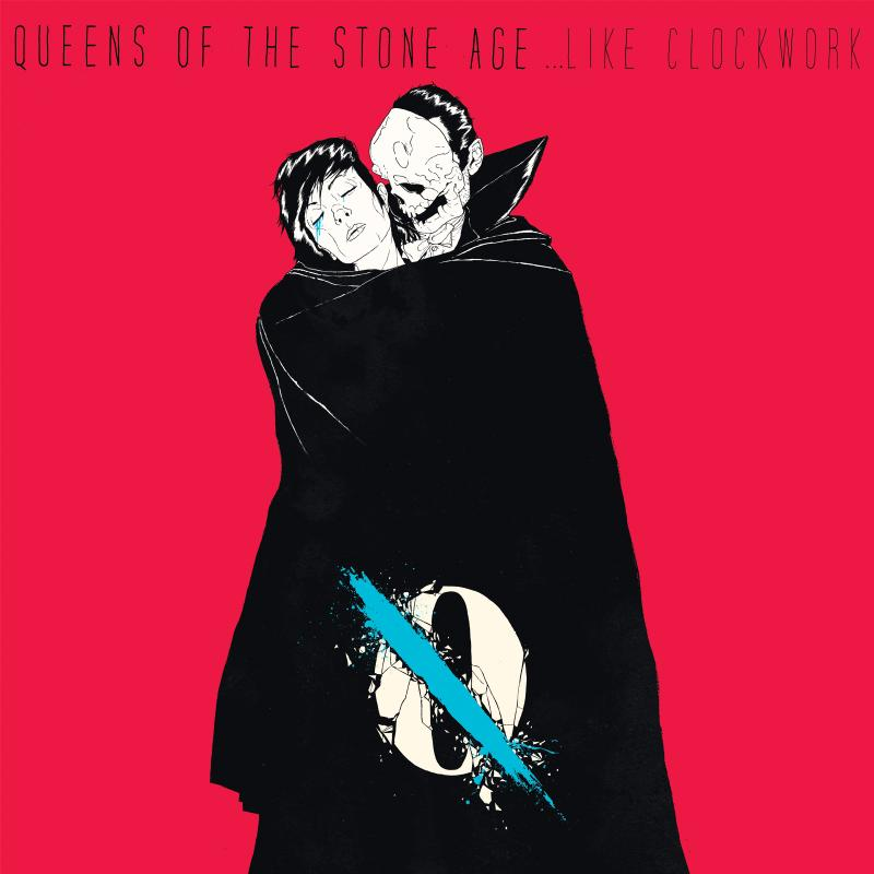 Queens of the Stone Age Like Clockwork art