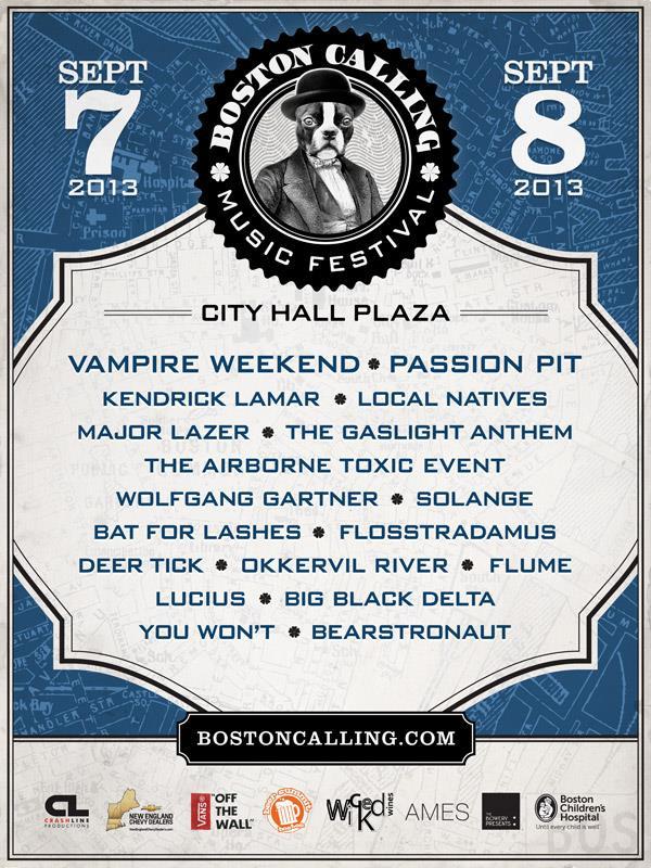 boston calling september