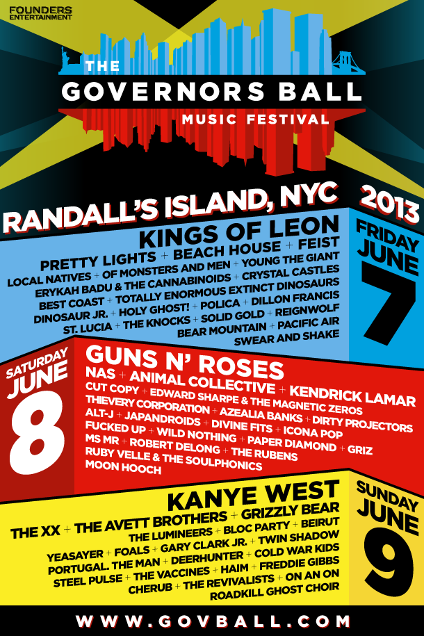 govball2013 Interview + Giveaway: Jordan Wolowitz, Co Founder of Governors Ball