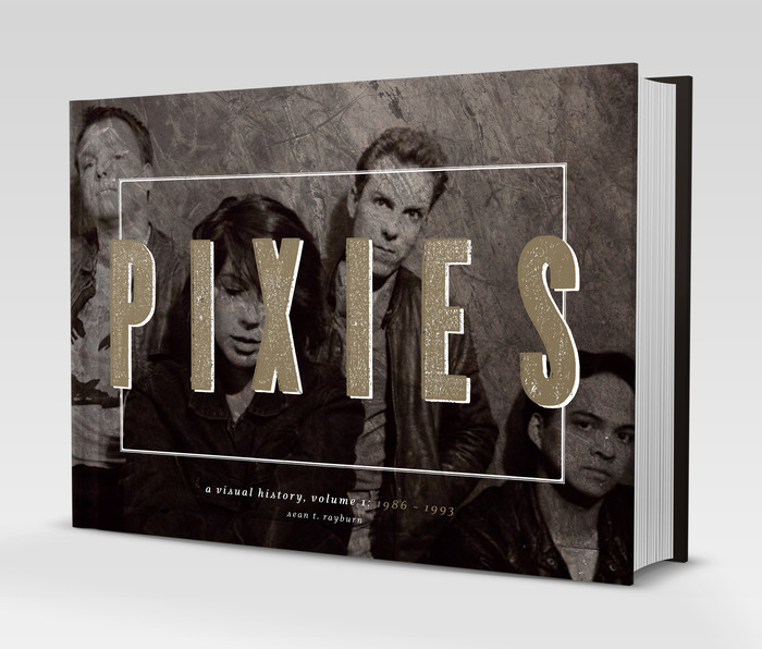 pixies photo book