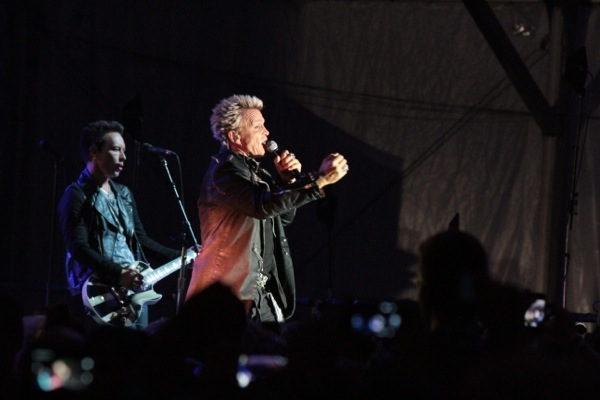 billyidol The Top 42 Moments of Bonnaroo 2013