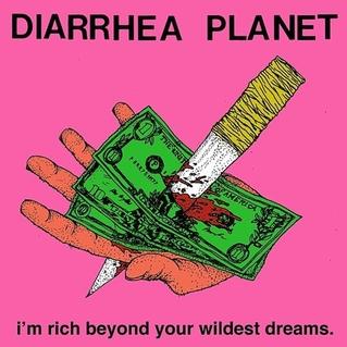 diarrhea richcover Listen to Diarrhea Planets great new rock song, Kids
