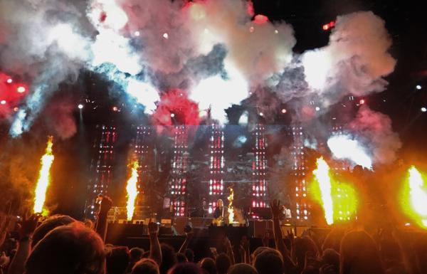mccartneyfire The Top 42 Moments of Bonnaroo 2013
