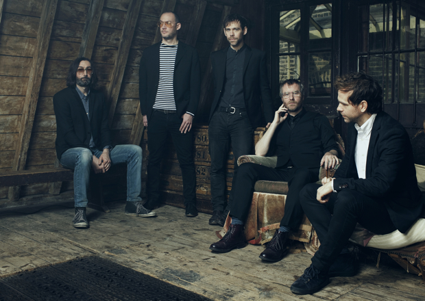 thenationalfeat The National recruit Bon Iver, Vampire Weekend for Grateful Dead covers album