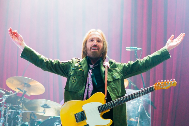 Tom Petty and the Heartbreakers-25