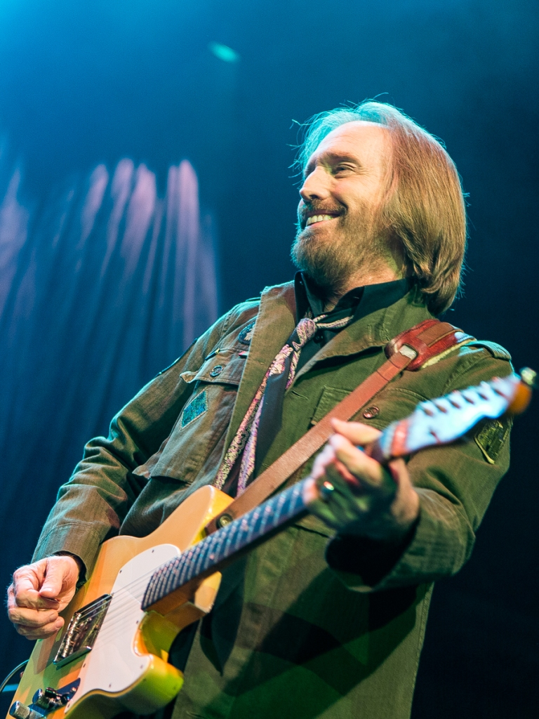 Tom Petty and the Heartbreakers-4
