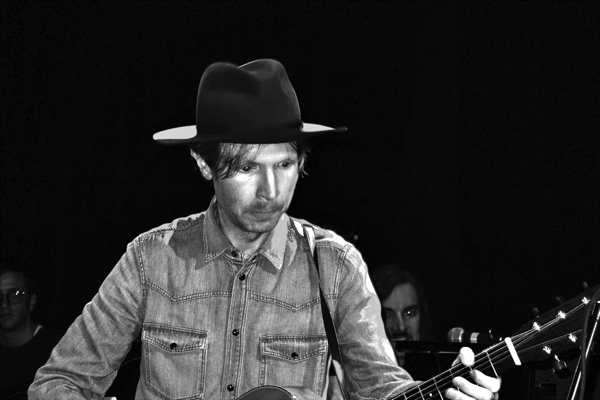 beckzachschonfeld Live Review: Beck at New Yorks (Le) Poisson Rouge (7/26)