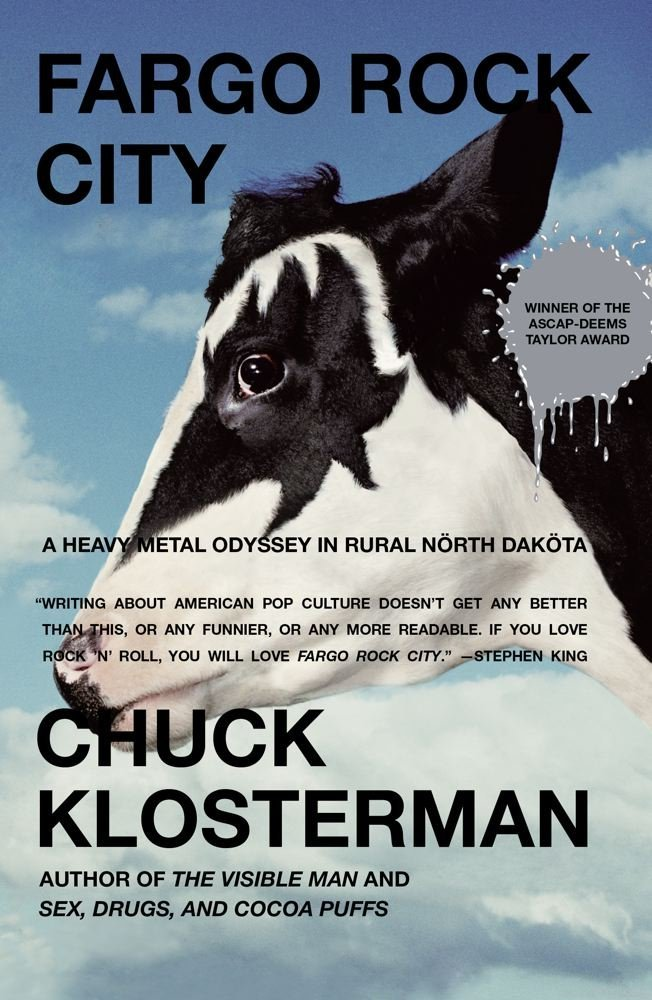 klosterman Chuck Klosterman on music writing, Twitter villains, and Prince