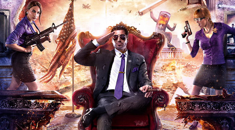 saintsrowfour Saints Row IV soundtrack to feature Blur, Kendrick Lamar, Mad Decent channel