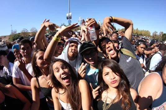 audience2 In Photos: Rock the Bells 2013: San Francisco