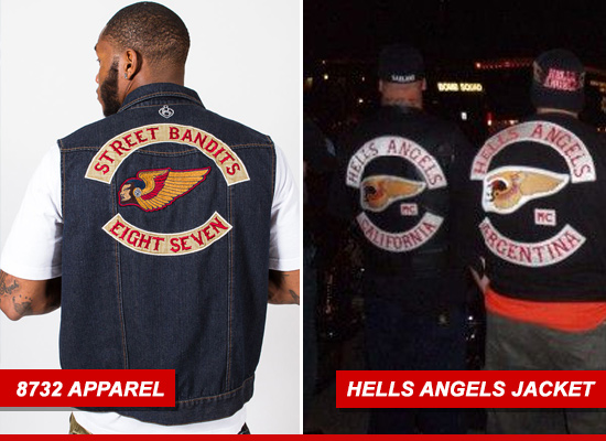 1028 hells angels 8732 apparel Hells Angels Motorcycle Club sue Jeezy, alledge rapper ripped off their logo