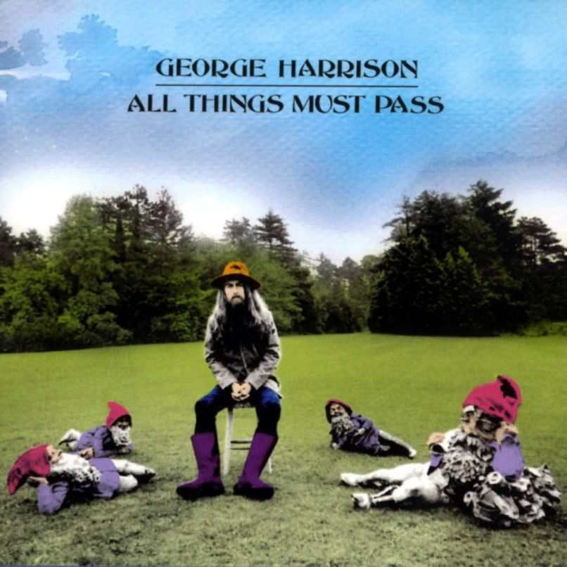 george harrison all things must pass Top 20 Rock n Roll Solo Albums
