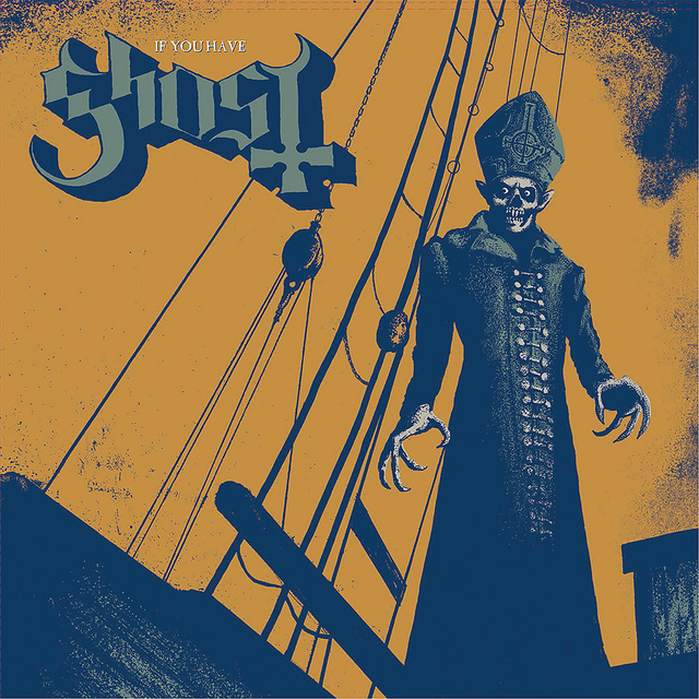ghost bc dave grohl