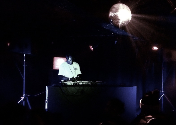 parris Live Review: Actress at Chicagos Empty Bottle (10/27)