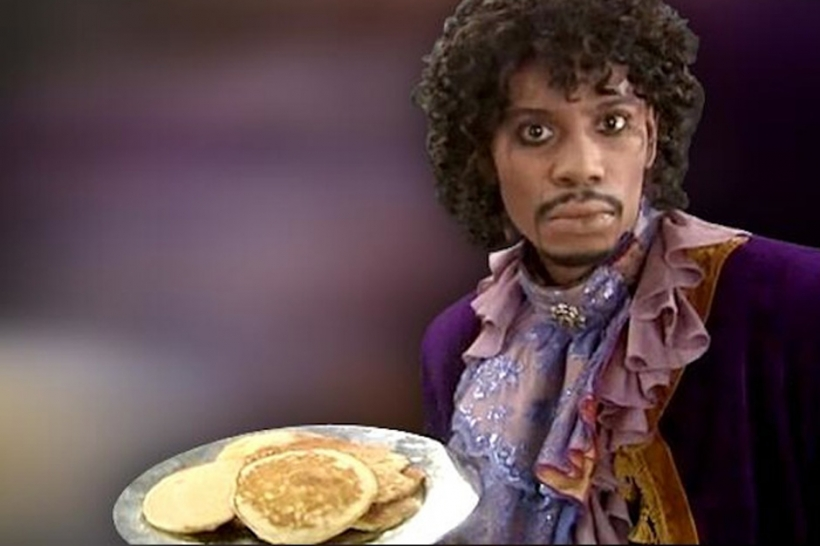 prince breakfast