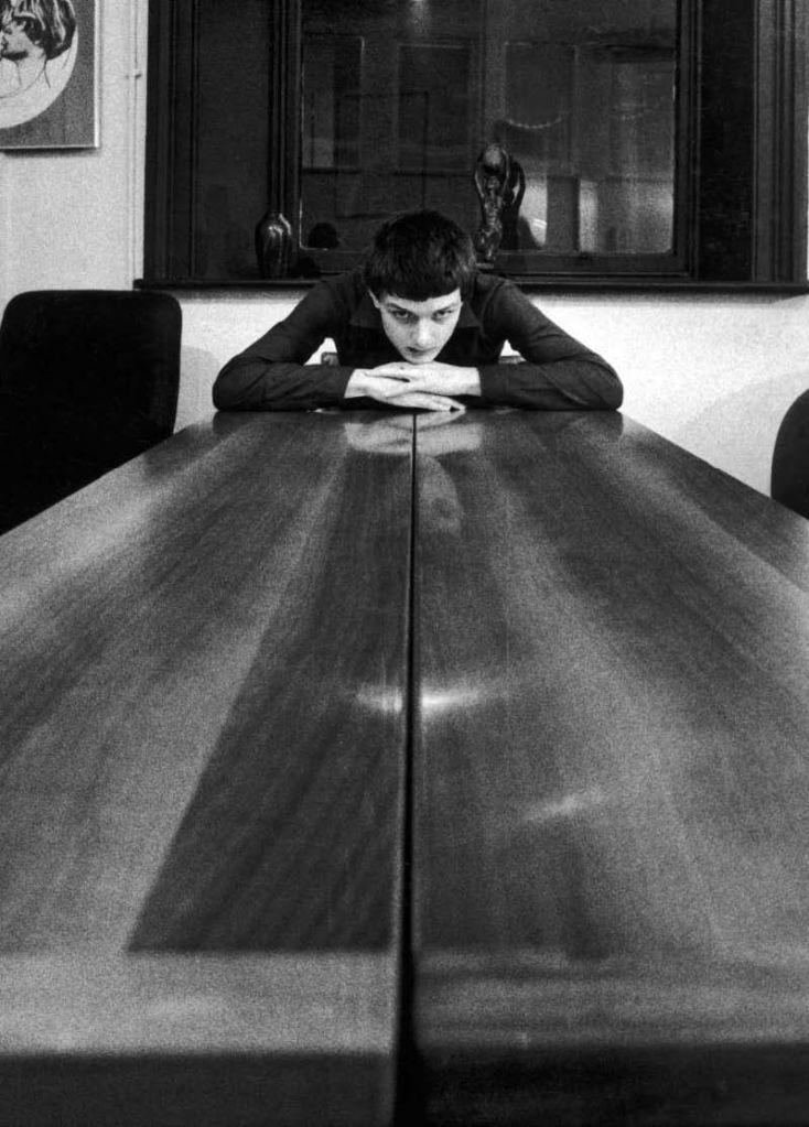 Ian Curtis Kitchen Table