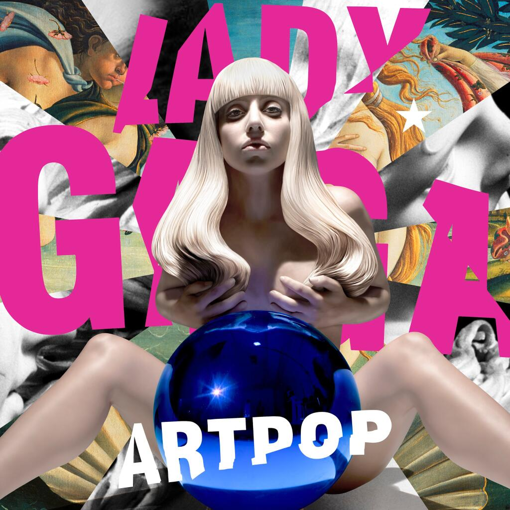 lady gaga artpop Lady Gaga Doesnt Need Pop (Pop Needs Lady Gaga)