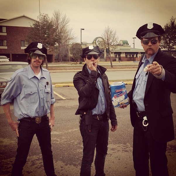 okkervilrivercops What Your Favorite Musicians Wore For Halloween