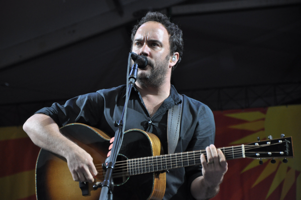 dmbjazzfest2013dianatalyansky Dave Matthews forms new band The Nauts