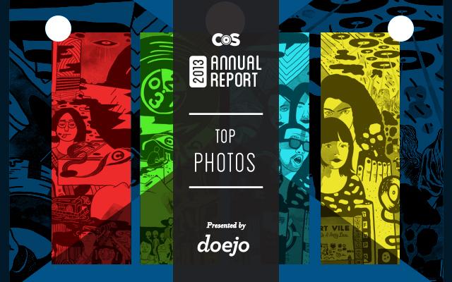 photos Top Concert Photos of 2013