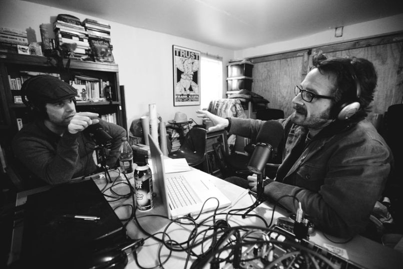 wtfmarcmaron Comedian of the Year: Marc Maron