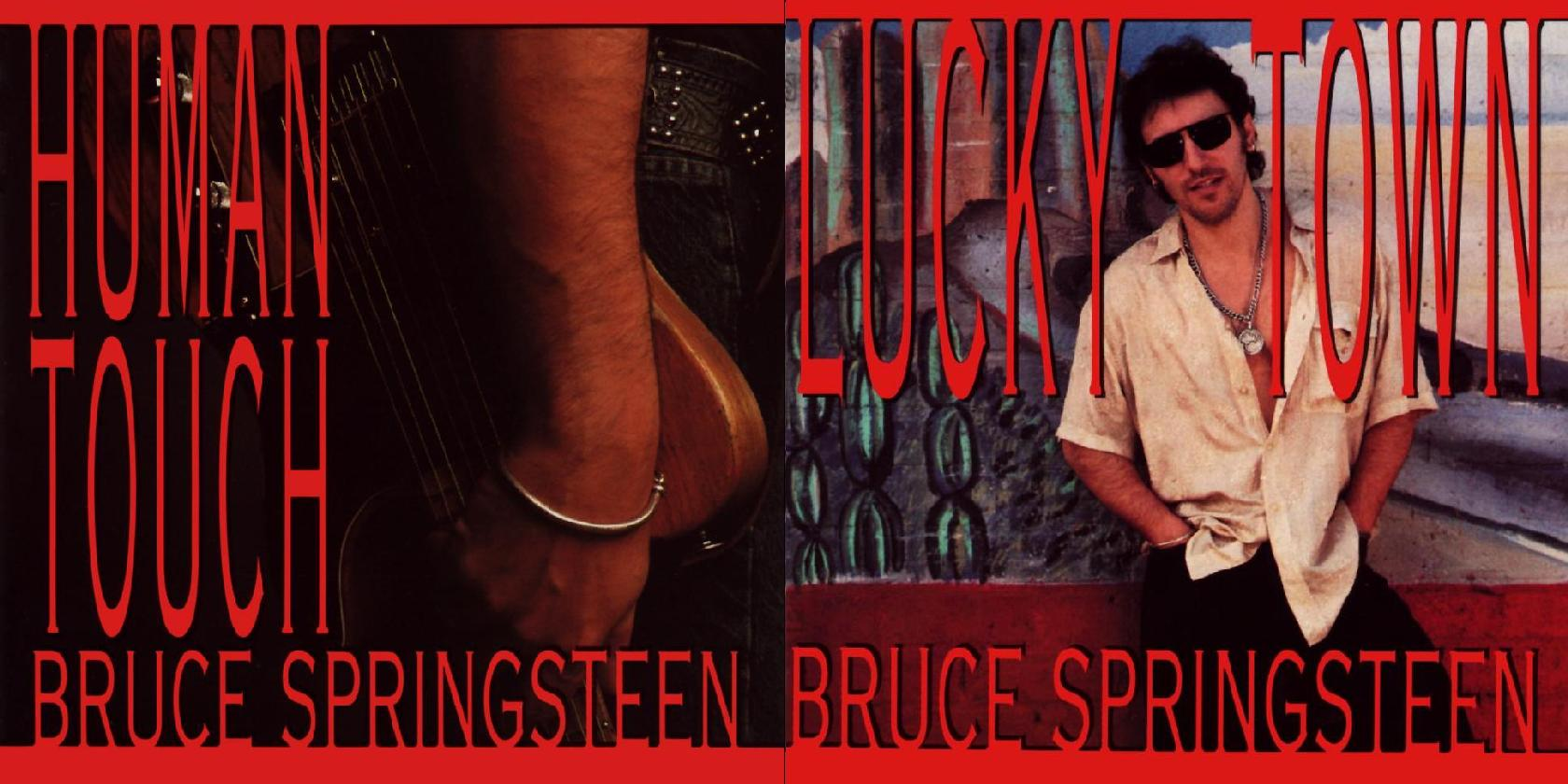 bruce springsteen human touch lucky town The 20 Most Regrettable Albums Ever
