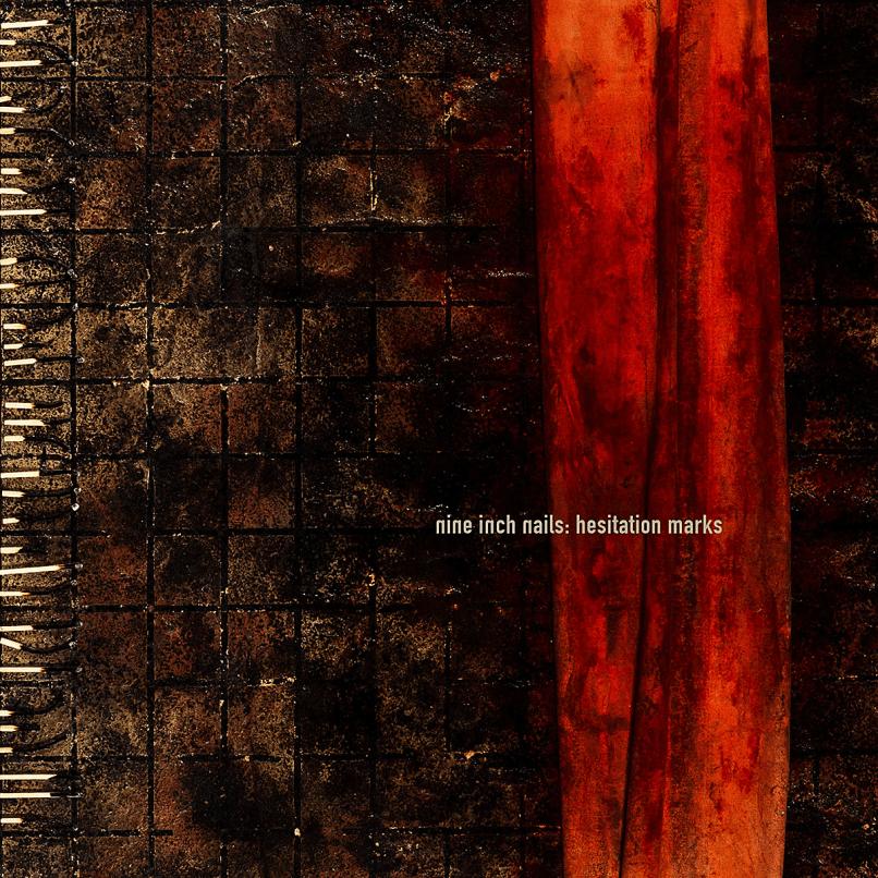 Nine Inch Nails - Hesitation Marks Artwork